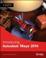 Introducing Autodesk Maya 2014 av Dariush Derakhshani (Heftet)