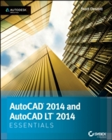 Omslag - AutoCAD 2014 Essentials