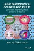 Carbon Nanomaterials for Advanced Energy Systems (Innbundet)