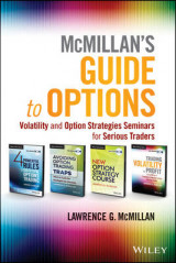 Omslag - Mcmillan's Guide to Options