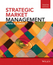 Strategic Market Management, 10th Edition av David A. Aaker (Heftet)