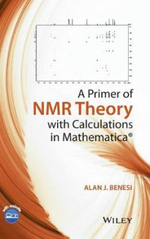 A Primer of NMR Theory with Calculations in Mathematica av Alan J. Benesi (Innbundet)