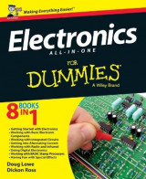 Omslag - Electronics All-in-one For Dummies