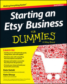 Starting an Etsy Business For Dummies av Kate Shoup (Heftet)