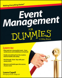 Event Management For Dummies av Laura Capell (Heftet)