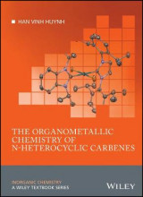 Omslag - The Organometallic Chemistry of N-heterocyclic Carbenes