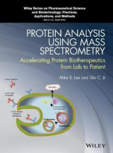 Omslag - Protein Analysis using Mass Spectrometry