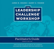 The Leadership Challenge Workshop Deluxe Facilitator's Guide Set av James M. Kouzes og Barry Z. Posner (Perm)