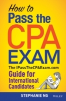 How to Pass the Cpa Exam av Stephanie Ng (Heftet)