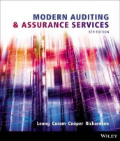 Modern Auditing and Assurance Services av Barry J. Cooper, Paul Coram, Philomena Leung og Peter Richardson (Heftet)