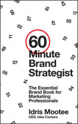 Omslag - 60-Minute Brand Strategist