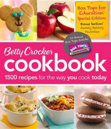 Betty Crocker Cookbook - Holiday Baking Box Tops Edition av Betty Crocker Editors (Innbundet)