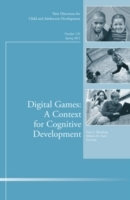 Digital Games: a Context for Cognitive Development (Heftet)