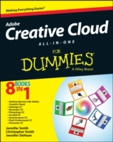 Adobe Creative Cloud Design Tools All-in-One For Dummies av Jennifer Smith (Heftet)