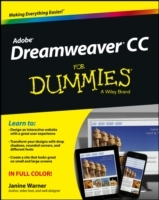 Dreamweaver CC For Dummies av Janine Warner (Heftet)