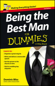 Being the Best Man For Dummies av Dominic Bliss (Heftet)