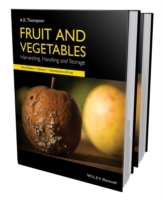 Fruit and Vegetables av Anthony Keith Thompson (Innbundet)