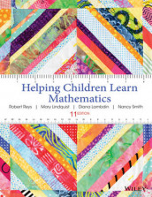 Helping Children Learn Mathematics av Diana V. Lambdin, Mary Lindquist, Robert Reys og Nancy L. Smith (Heftet)