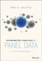 Econometric Analysis of Panel Data av Badi H. Baltagi (Heftet)