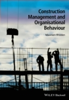 Omslag - Construction Management and Organisational Behaviour