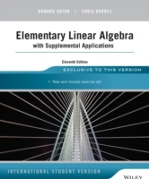 Elementary Linear Algebra With Supplemental Applications av Howard Anton og Chris Rorres (Heftet)