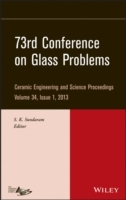 73rd Conference on Glass Problems (Innbundet)
