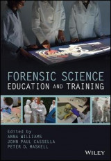 Omslag - Forensic Science Education and Training