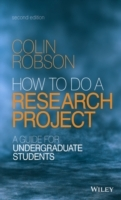 How to do a Research Project av Colin Robson (Heftet)