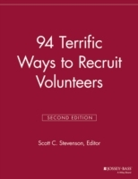 94 Terrific Ways to Recruit Volunteers (Heftet)