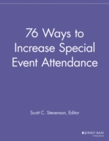 76 Ways to Increase Special Event Attendance (Heftet)