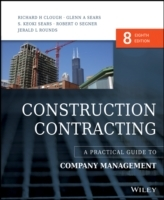Construction Contracting av Richard H. Clough, Glenn A. Sears, S. Keoki Sears, Robert O. Segner og Jerald L. Rounds (Innbundet)