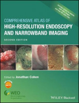 Omslag - Comprehensive Atlas of High Resolution Endoscopy and Narrowband Imaging