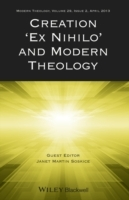 Creation 'Ex Nihilo' and Modern Theology (Heftet)