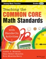 Teaching the Common Core Math Standards with Hands-On Activities, Grades 3-5 av Judith A. Muschla, Gary Robert Muschla og Erin Muschla-Berry (Heftet)
