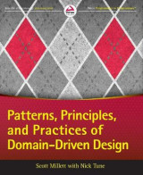 Omslag - Patterns, Principles and Practices of Domain-driven Design