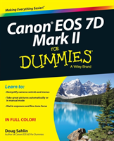Canon Eos 7D Mark II for Dummies av Doug Sahlin (Heftet)