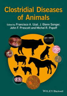 Clostridial Diseases of Animals (Innbundet)