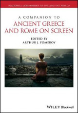 Omslag - A Companion to Ancient Greece and Rome on Screen