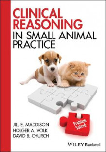 Clinical Reasoning in Small Animal Practice av Jill E. Maddison, Holger A. Volk og David B. Church (Heftet)