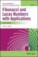 Omslag - Fibonacci and Lucas Numbers with Applications, Volume 1