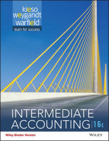 Intermediate Accounting, Binder Ready Version av Donald E Kieso, Jerry J Weygandt og Terry D Warfield (Perm)