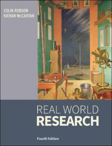 Real World Research av Kieran McCartan og Colin Robson (Heftet)