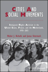 Omslag - Cities and Social Movements