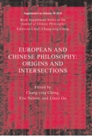 European and Chinese Traditions of Philosophy av Chung-Ying Cheng (Heftet)