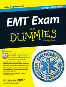 EMT Exam For Dummies with Online Practice av Arthur Hsieh (Heftet)