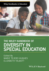 Omslag - The Wiley Handbook of Diversity in Special Education