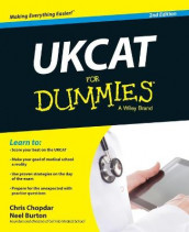 UKCAT For Dummies av Neel Burton og Chris Chopdar (Heftet)