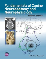 Omslag - Fundamentals of Canine Neuroanatomy and Neurophysiology
