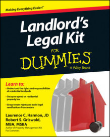 Landlord's Legal Kit For Dummies av Robert S. Griswold og Laurence Harmon (Heftet)