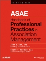 ASAE Handbook of Professional Practices in Association Management (Innbundet)